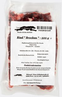 Rind Brocken 500g